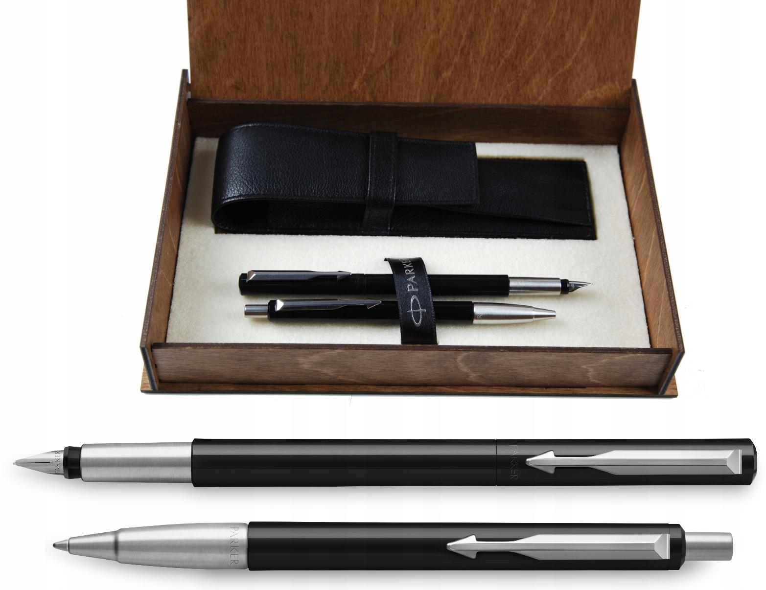 Item PARKER Vector pen WOOD ENGRAVER RR 1Z07