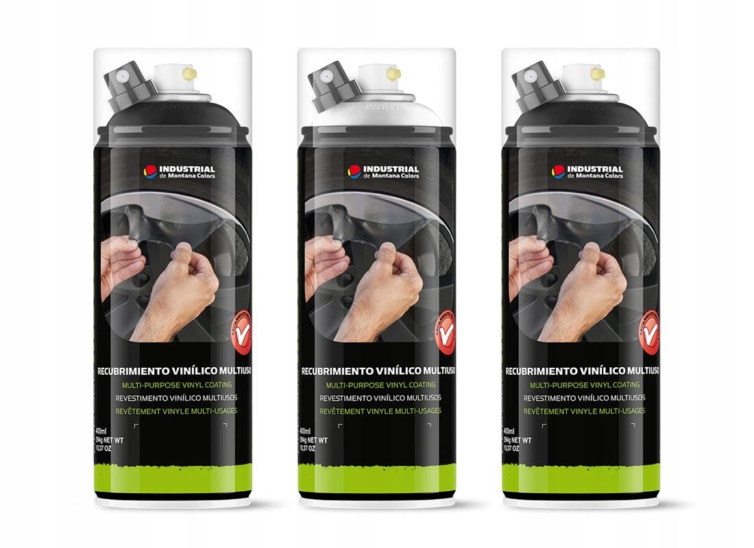 Спрей для десен Colorless Spray 400 мл MTN, Gloss