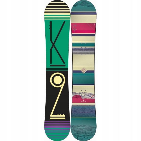 Snowboard K2 Prvý Lite 150 cm