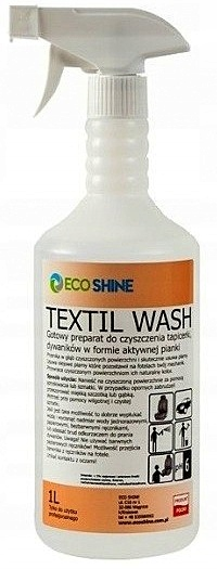ECO SHINE TEXTIL WASH - 1L - Пена Для Обивки