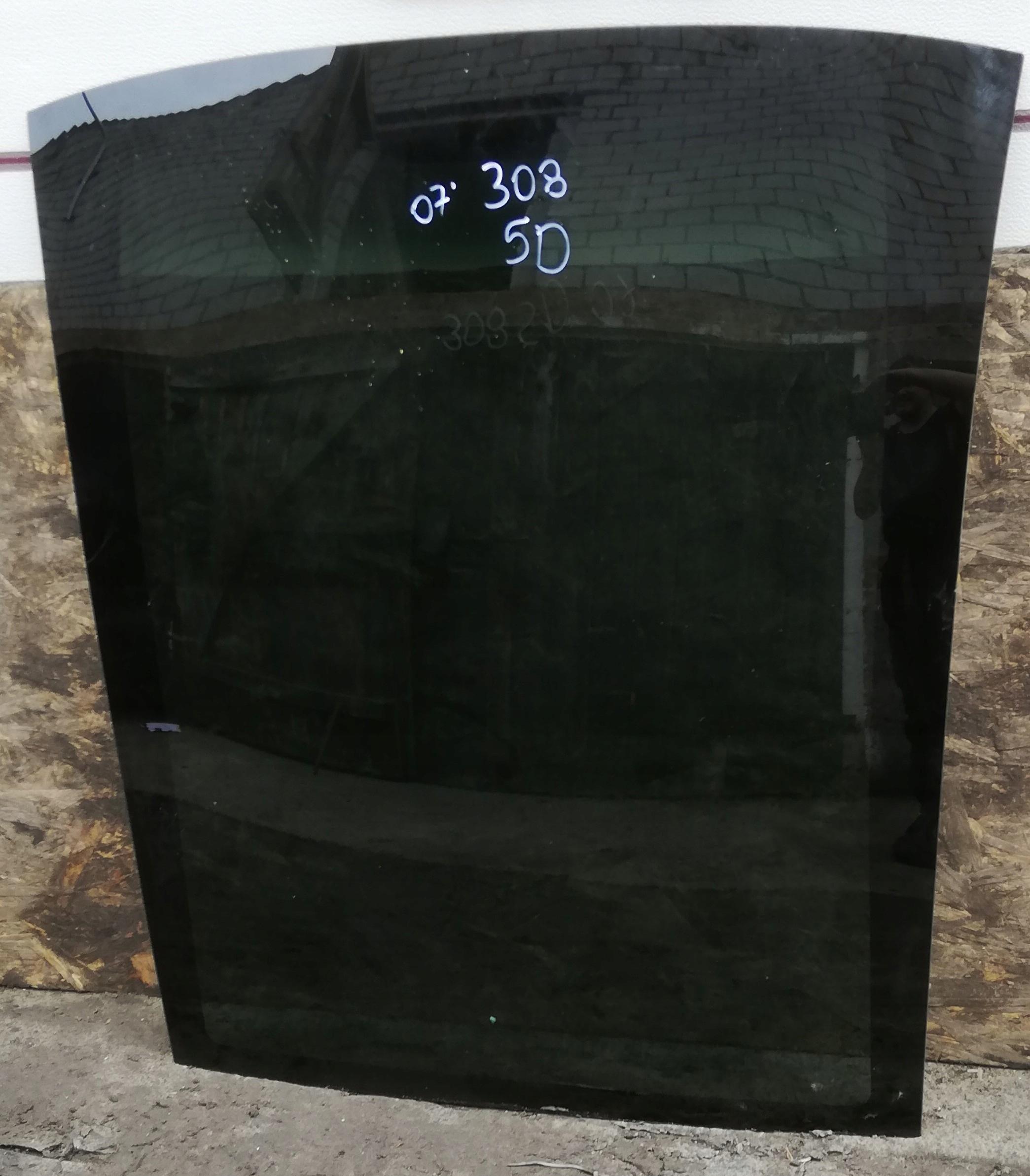 peugeot 308 стекло панорама крыша