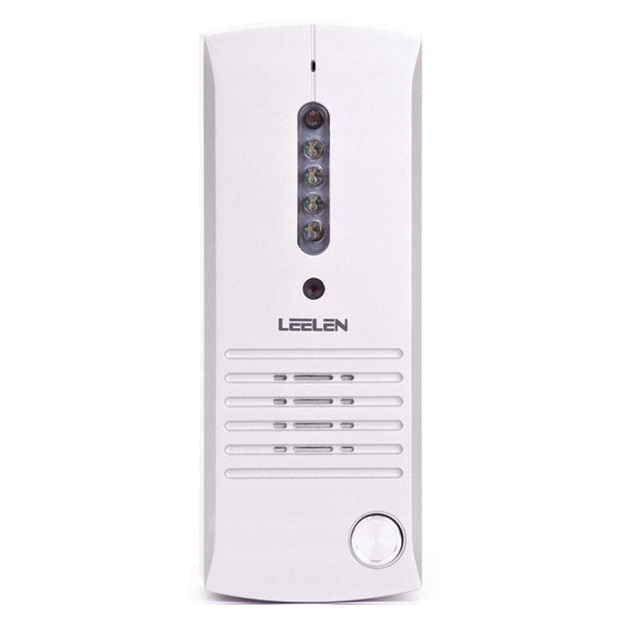 Wideodomofon LEELEN V34 JB305 7cali WYJĄTKOWY !!! Informacje dodatkowe Sterowanie napędem bramy Interkom Ekran dotykowy Sterowanie oświetleniem