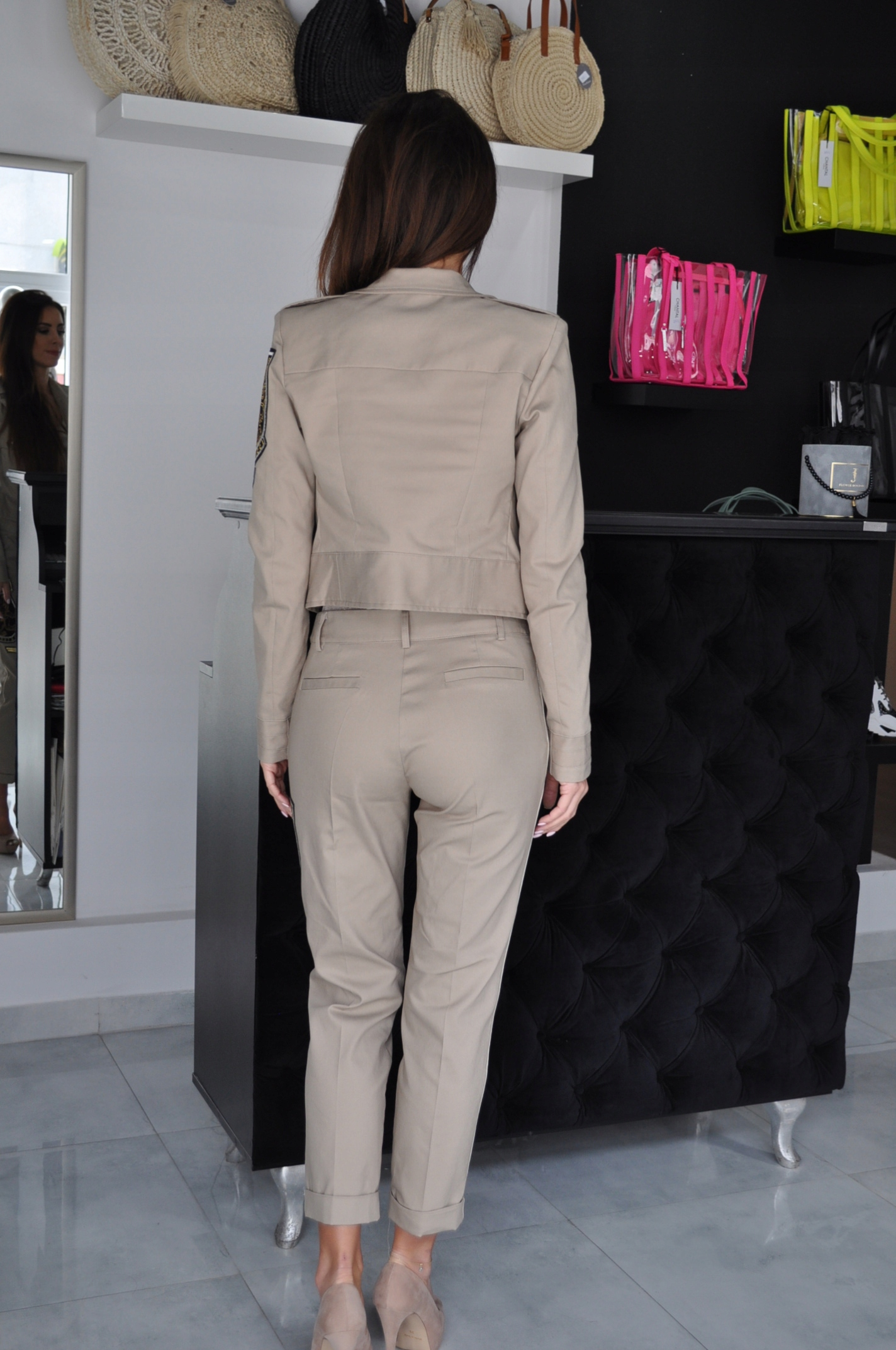 NEW Gil santucci spodnie wiosna lato 2020