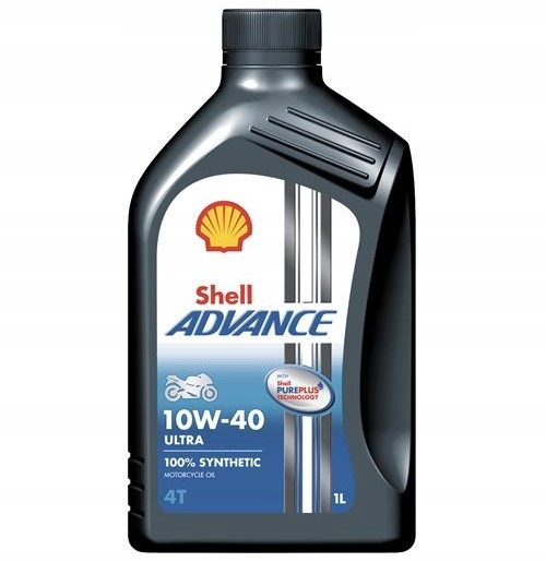 Shell Advance Ultra 4T 10W-40 1L 1