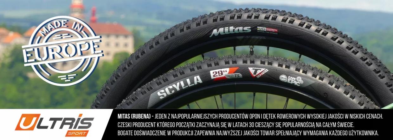 MITAS GRIPPER V84 28x1,6 (42 622) opona rowerowa
