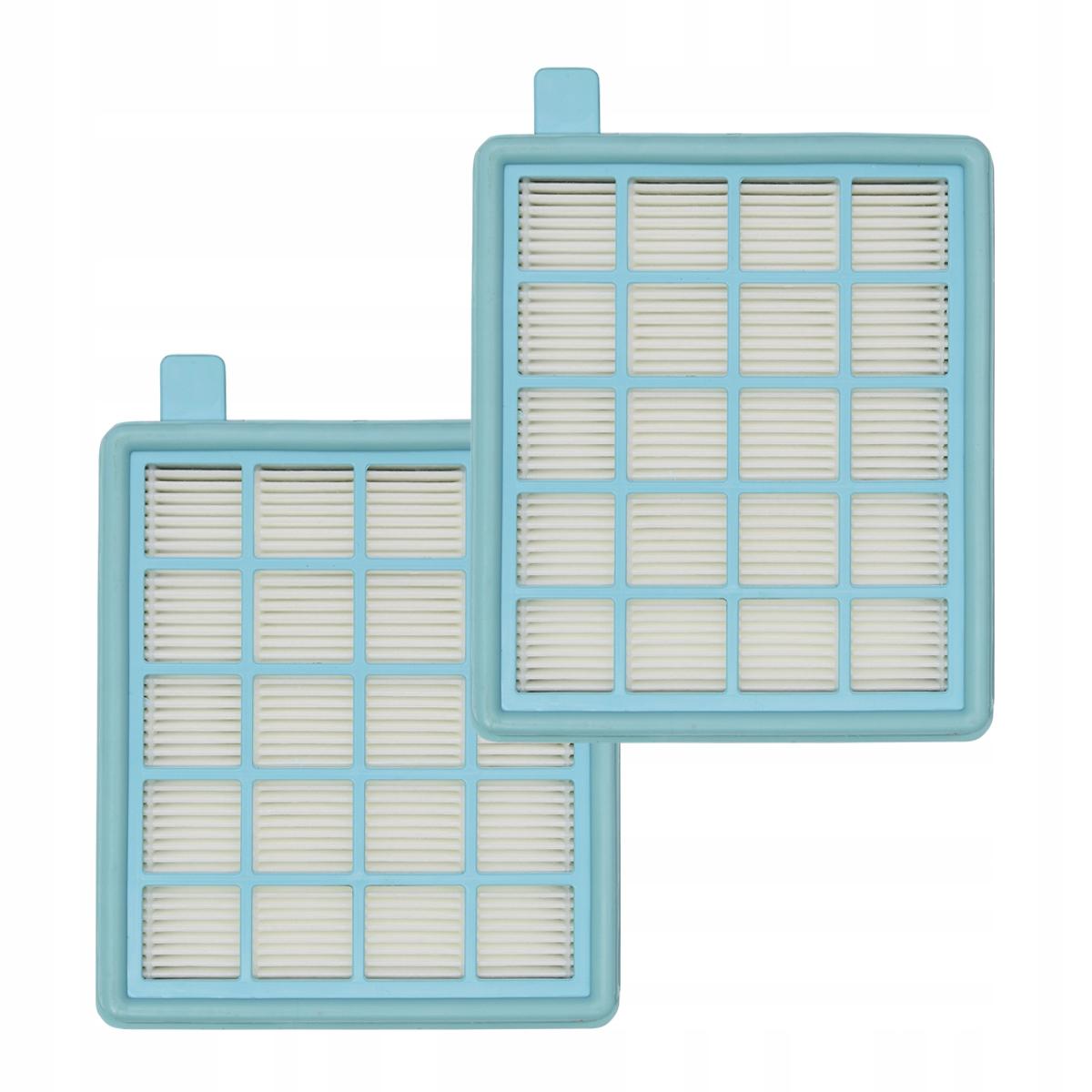 2 x Philips FC9321 3 filtre v 1 HEPA