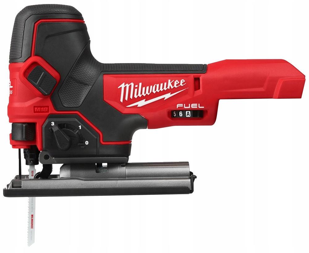 WYRZYNARKA Z WALIZKĄ MILWAUKEE M18 FBJS-0X Marka Milwaukee