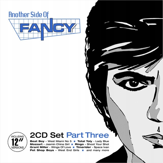 Item Another Side Of Fancy - Part Three 2020 ALBUM 2CD