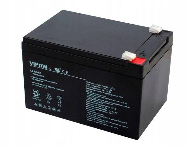 Nabíjateľná batéria 12V batéria