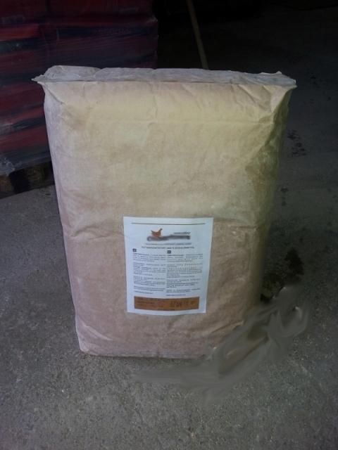 Диатомитовые клещи на клещах 20 кг 40 литров