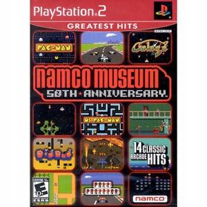 Namco Múzeum 50. Výročie PS2 Nový Film