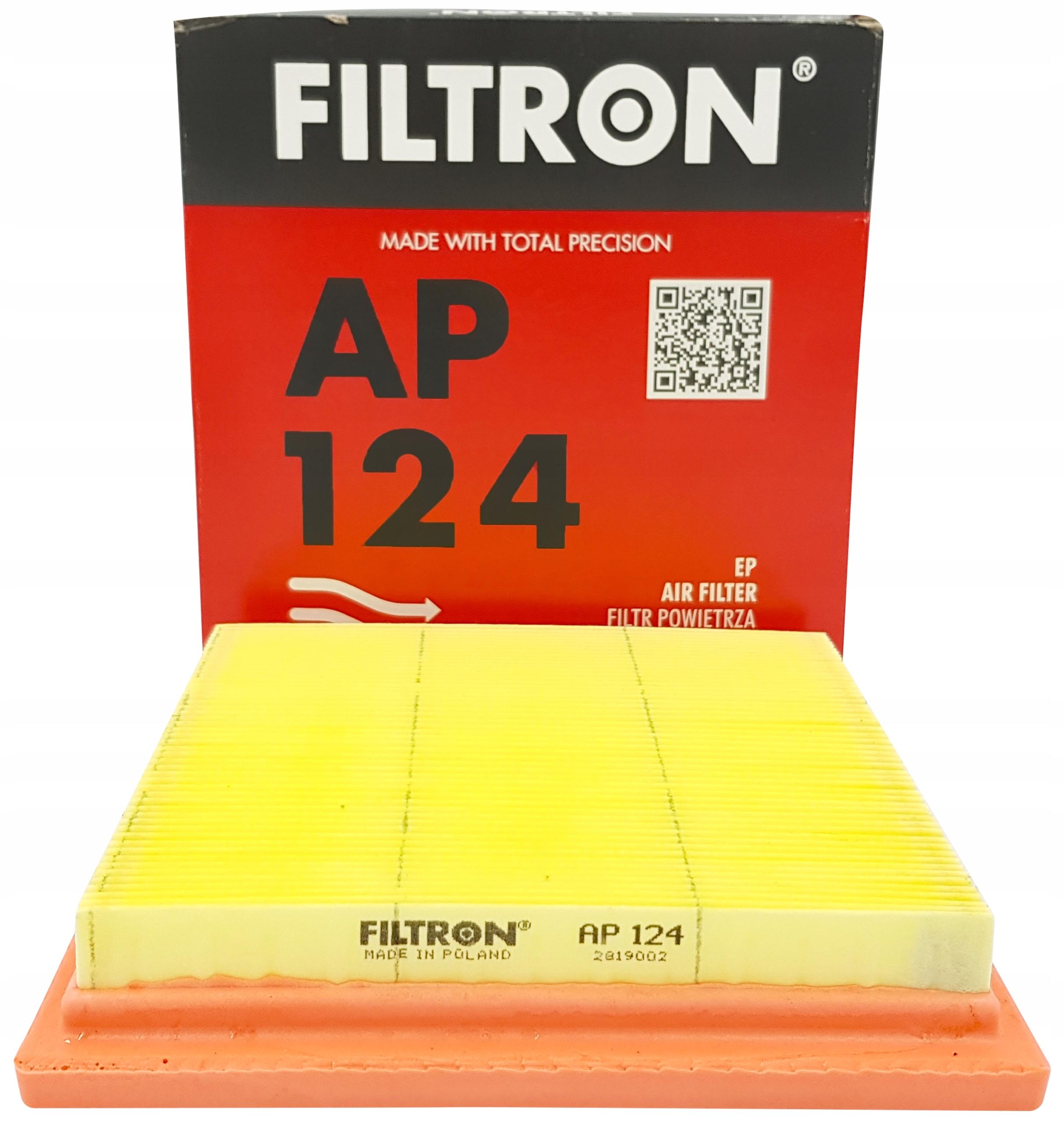 Filtron AP124 Luftfilter
