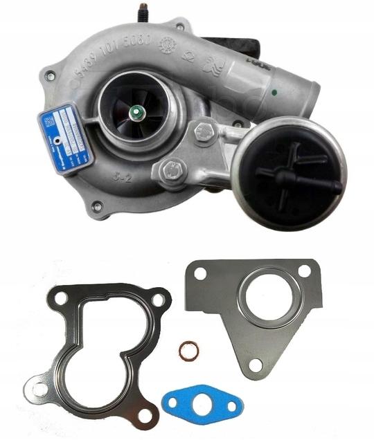 турбокомпрессор турбина turbo renault 15 dci clio
