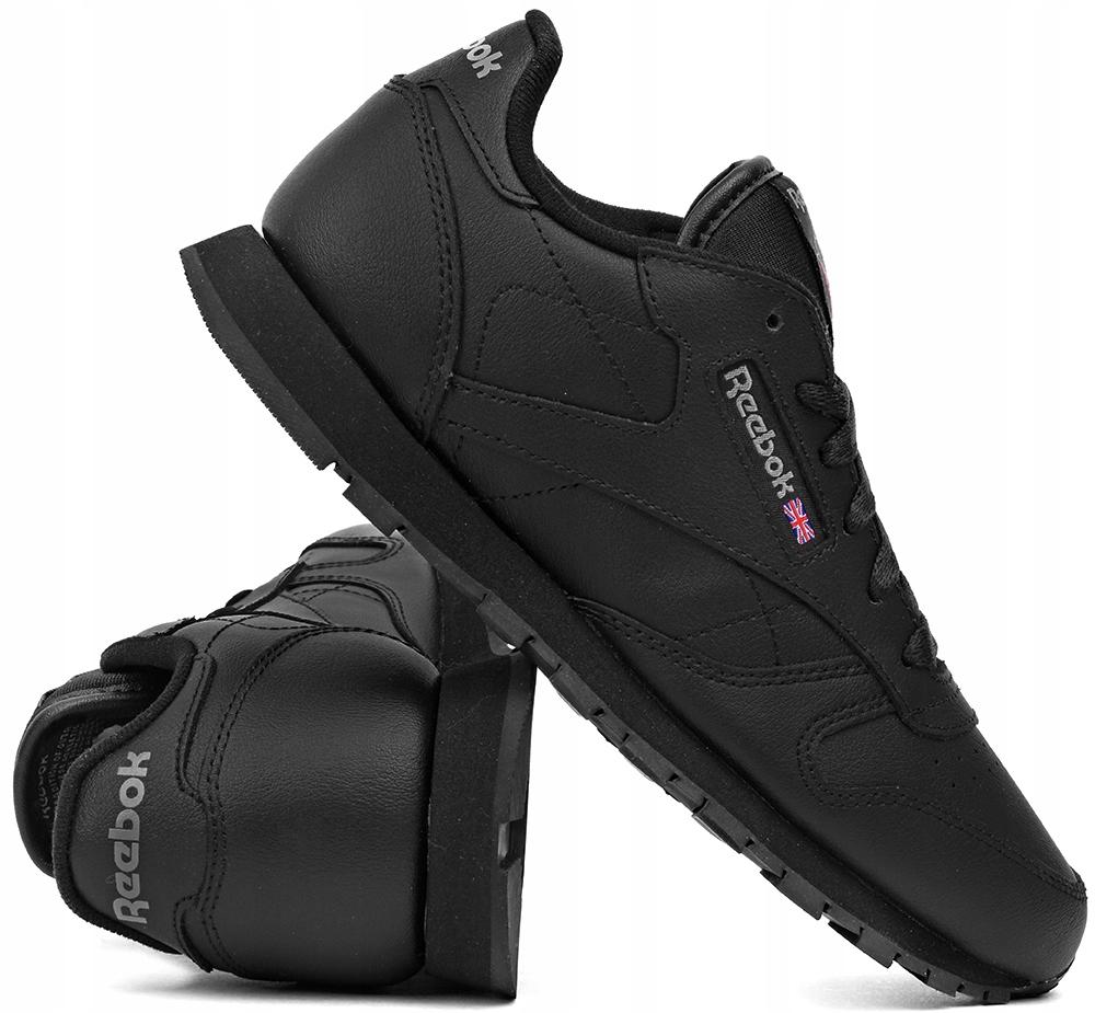 ботинки reebok классический кожа 50149 черный 38 i другие