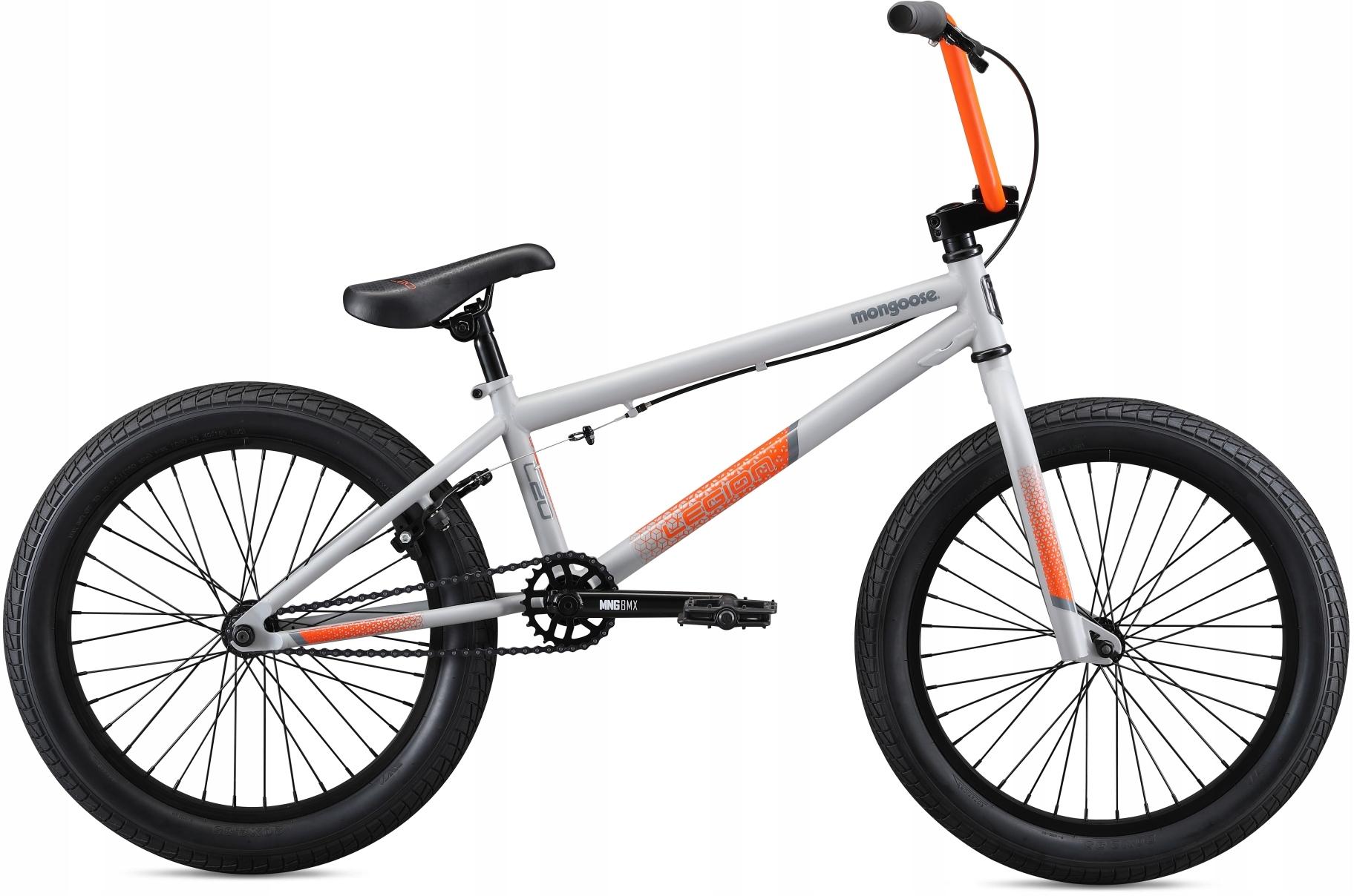 MONGOOSE Legion L20 BMX Bike GAME STREET PARK 2020