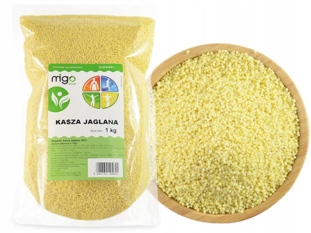Kasza JAGLANA - 1kg - MIGOgroup