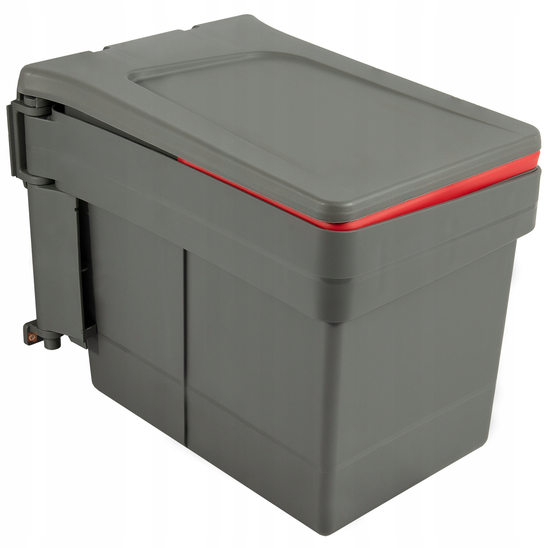 Корзина для мусора в двери авто 15L EMUCA