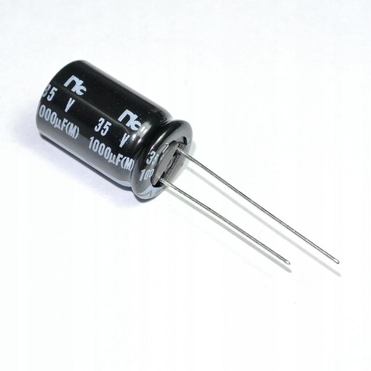 1000uF 35V 105' NIC Components NRE-JL [1szt] #192