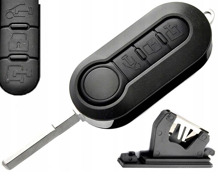 fiat ducato doblo ключ пульт корпус sip22