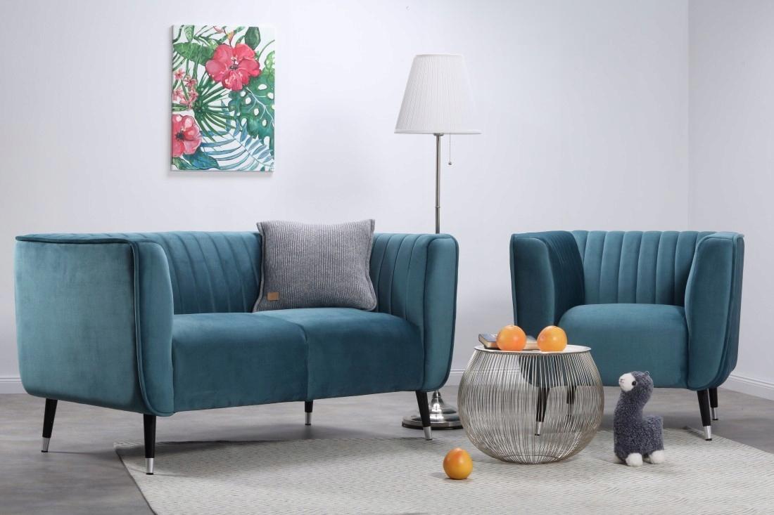 Gauč-Ann, 2os., gauč pre obývacej izby v retro štýle