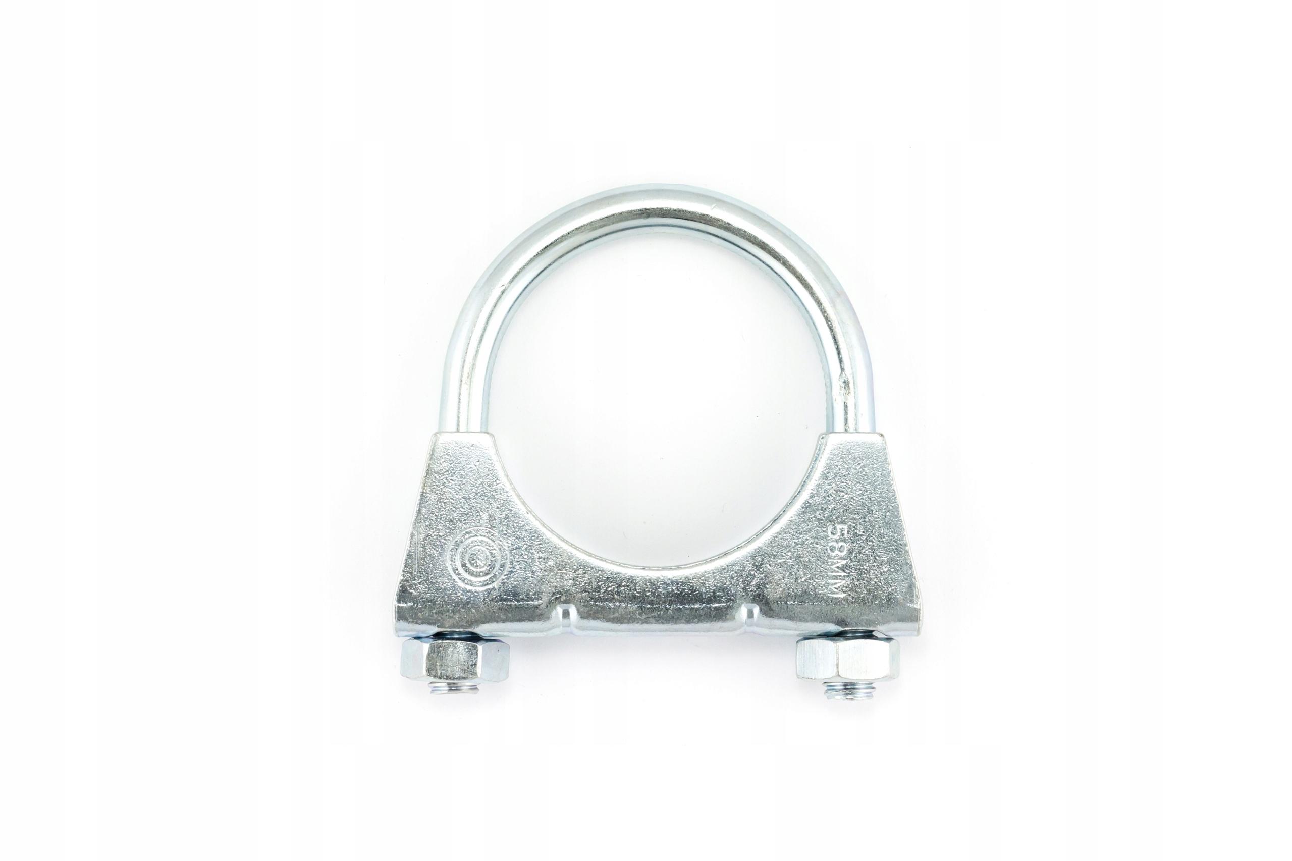 зажим повязка глушителя выдохе m10x58 мм fi 58 мм