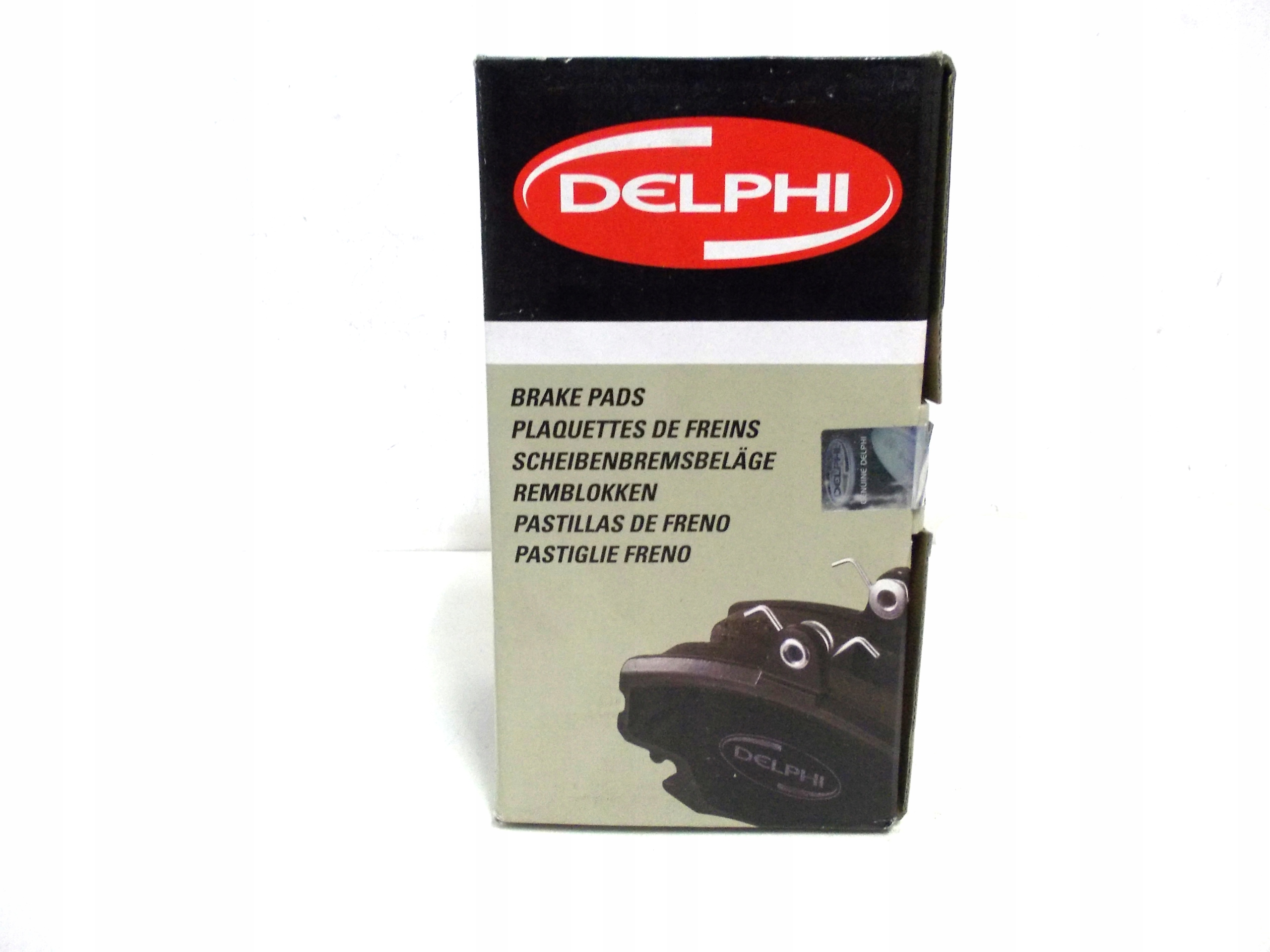 delphi колодки колодки lp565 audi vw seat renault