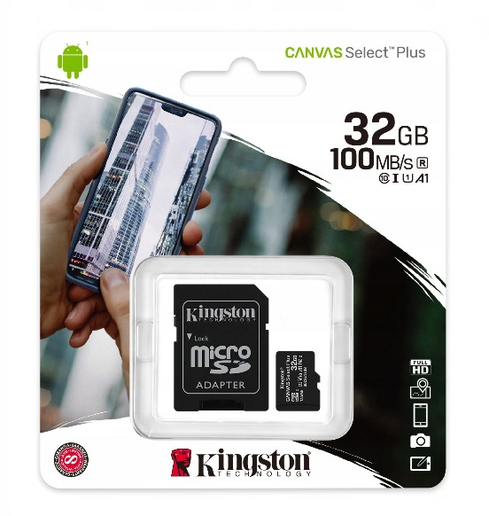 Kingston Karta Pamieci 32 Gb Micro Sd Class 10 5825684638 Sklep Internetowy Agd Rtv Telefony Laptopy Allegro Pl