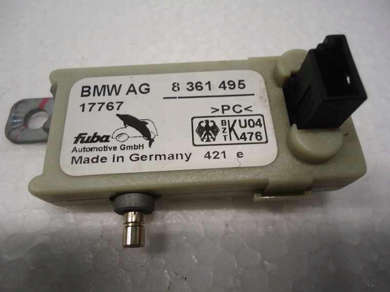 bmw e39 e46 усилитель модуль радио тв антенны левый