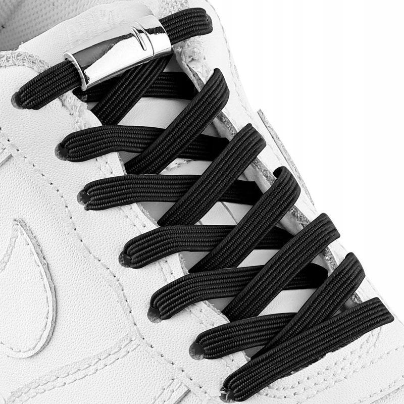 SZNURÓWKI ELASTYCZNE Магнитные buty для biegaczy