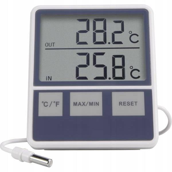 Teplomer pre chladiarenské chladené CEtest