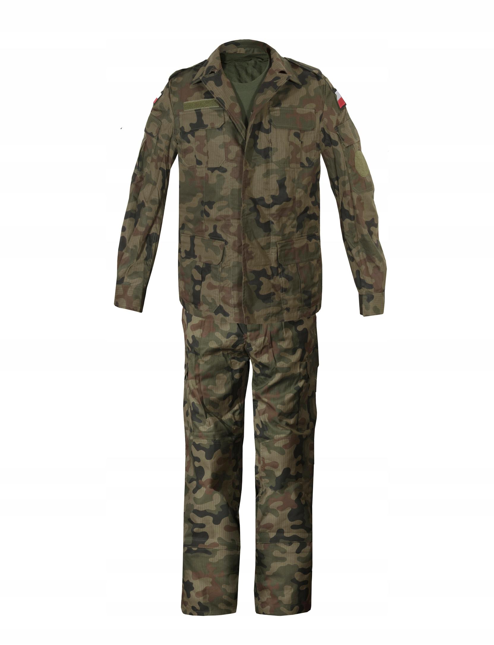 Wojskowy Letni Mundur Polowy Rip Stop Wz 93 7275414163 Allegro Pl