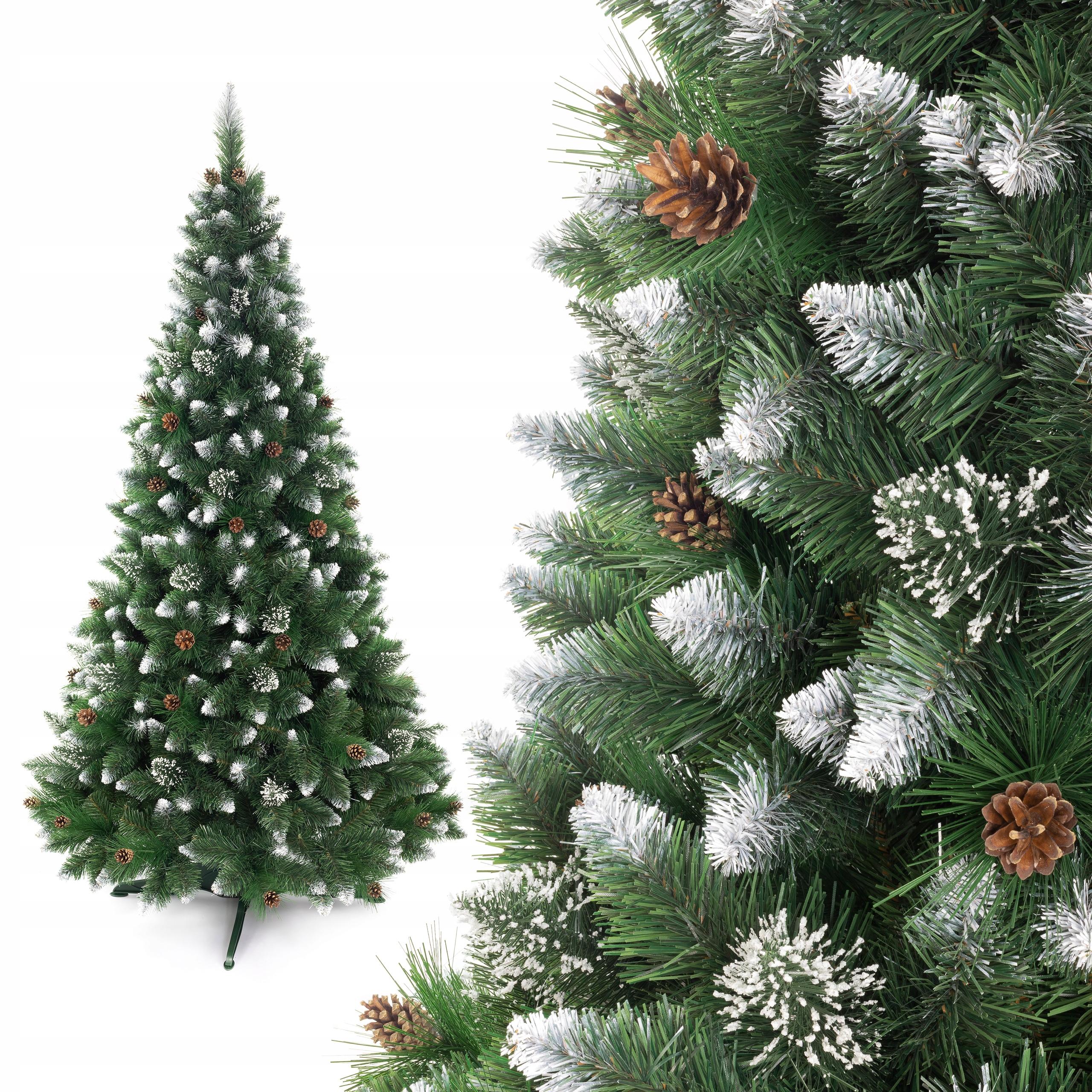 Umelý vianočný stromček PREMIUM PINE DIAMOND 160 cm