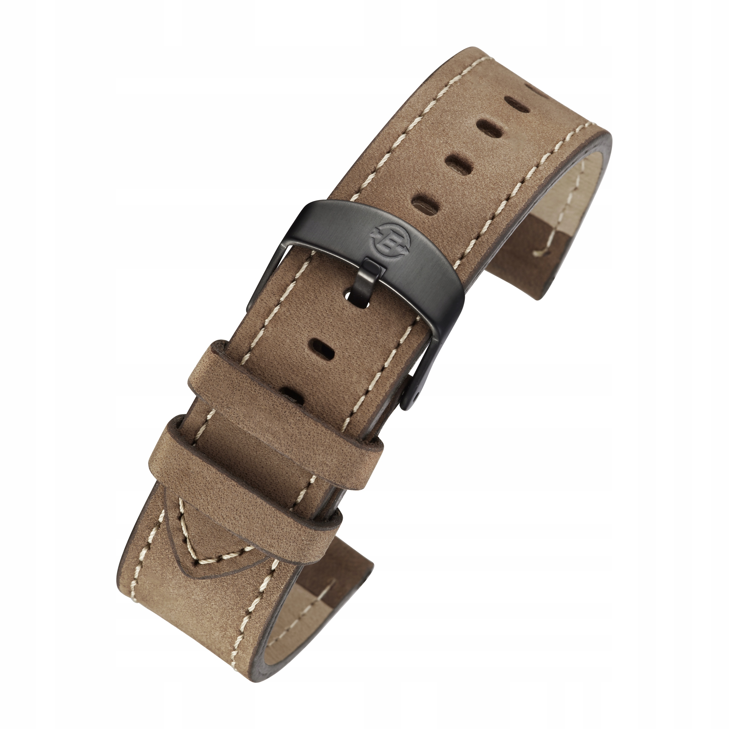 Item Leather strap 20 mm brown Timex T49905 P49905
