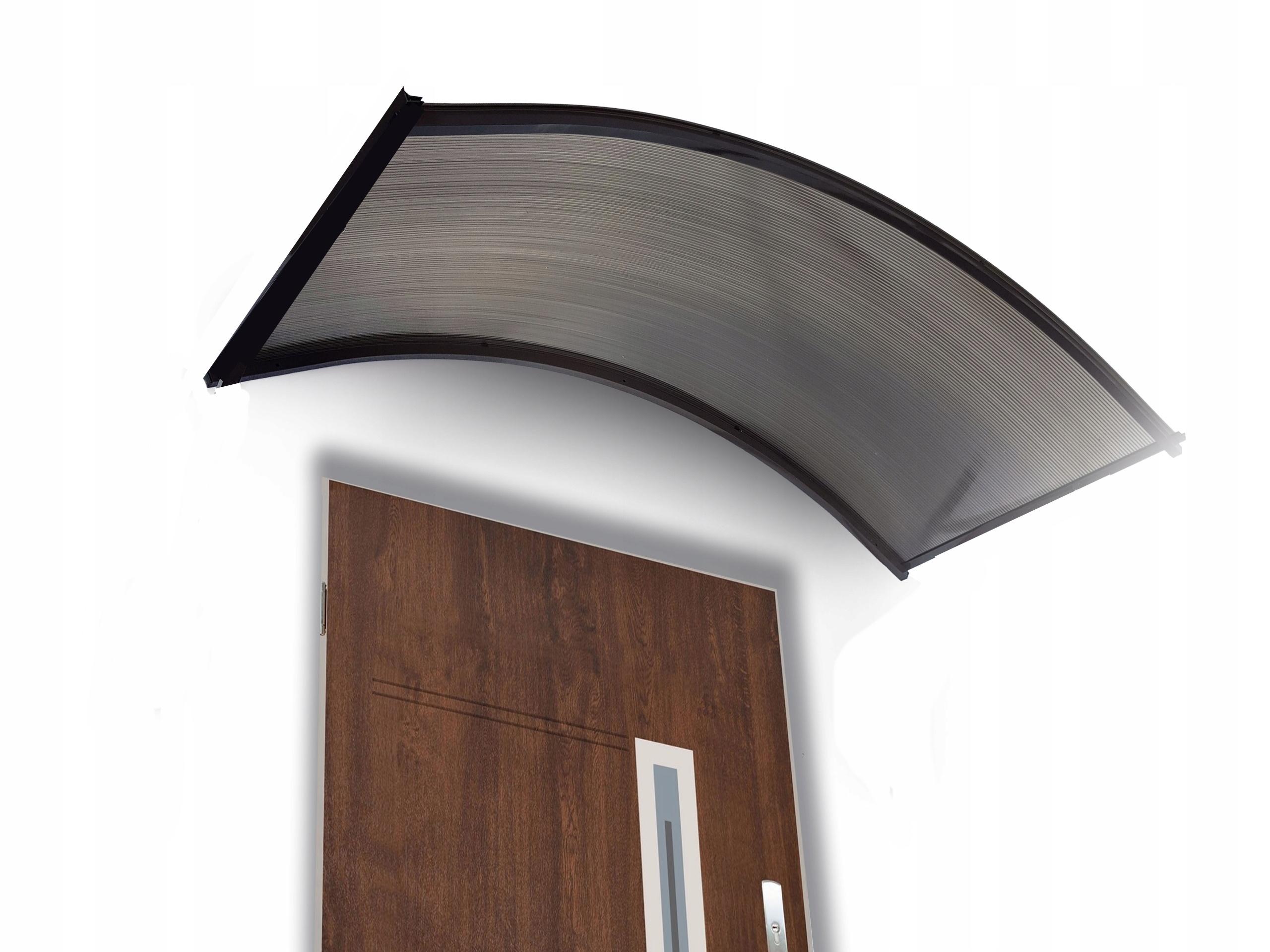 Strecha nad dvere, strecha 130x25x50, alu strechy