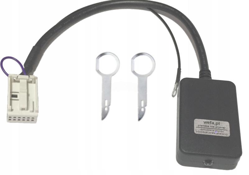 Адаптер Bluetooth Audio in VW Audi Skoda Seat доставка товаров из Польши и Allegro на русском