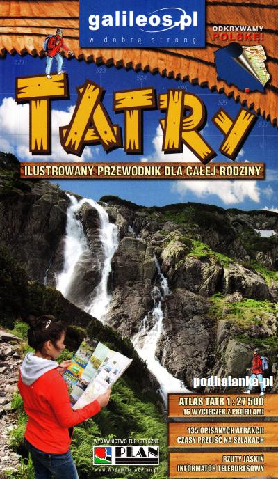 Item Tatry - ilustrowany przewodnik z mapami