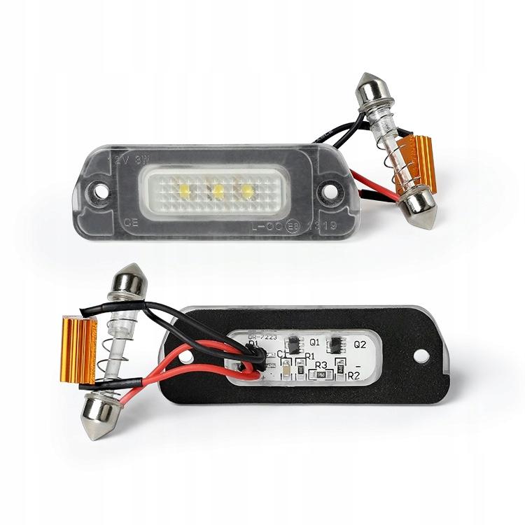 лампы led mercedes мл w164 r w251 gl x164