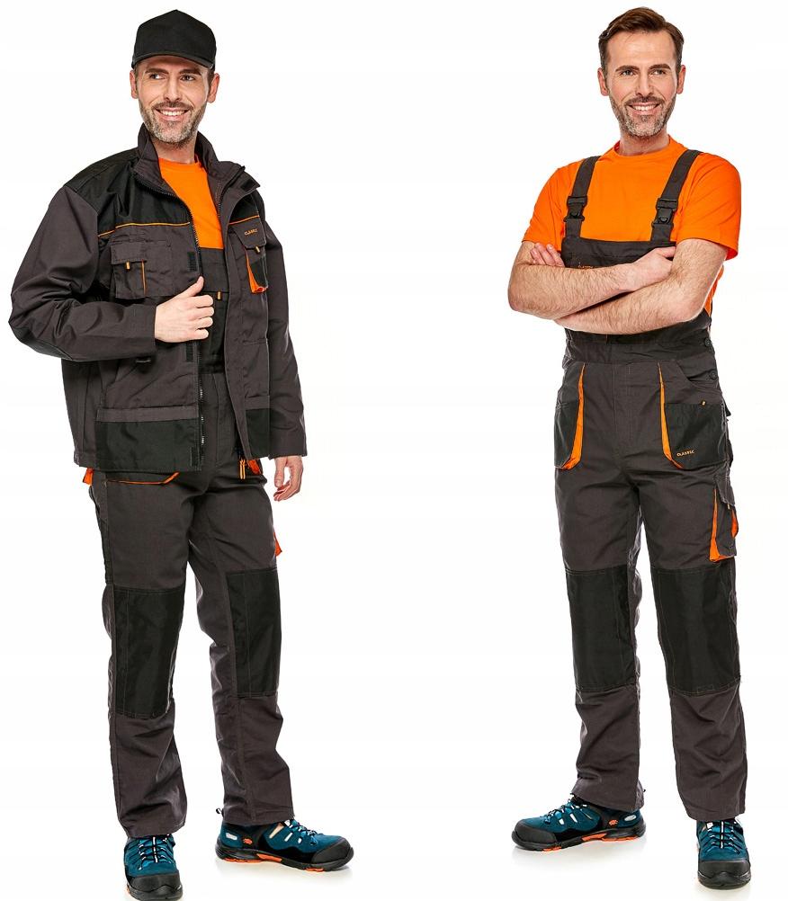 КОМПЛЕКТ одежды BHP CLASSIC кофта + нагрудник 48