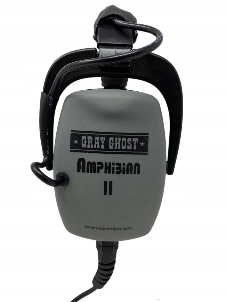 Słuchawki Grey Ghost Amphibian II MineLab Equinox
