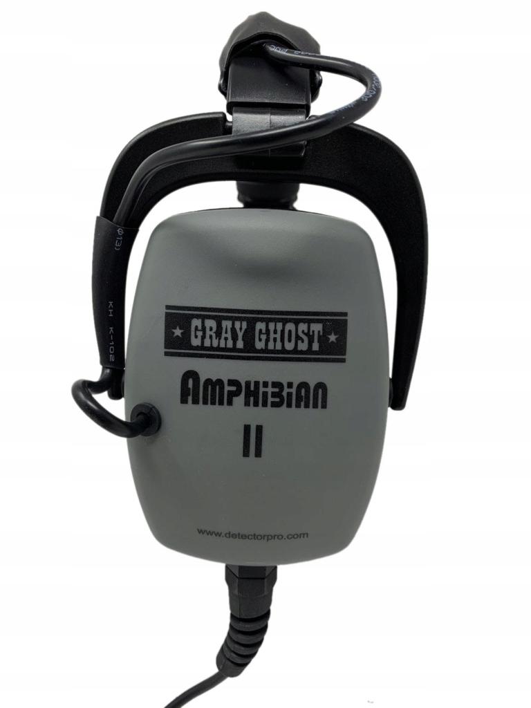 Słuchawki podwodne Grey Ghost Amphibian II Garrett