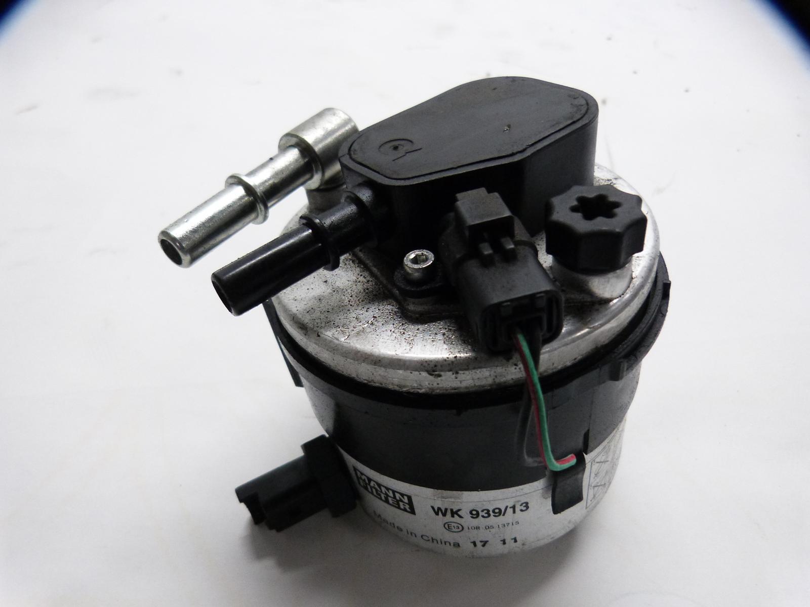 ford focus mk2 lift 16d корпус фильтра топлива