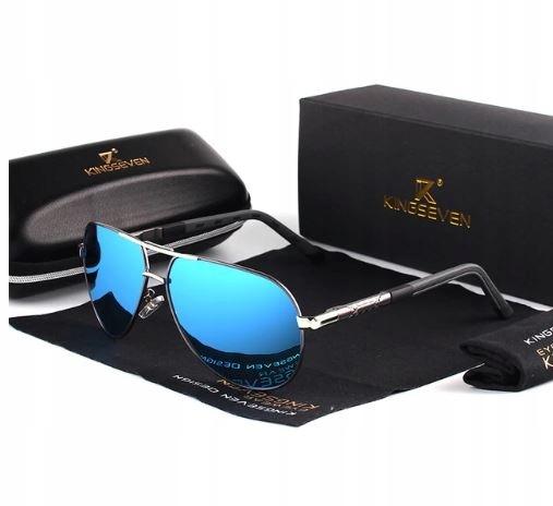 Поляризованные солнцезащитные очки мужской чехол