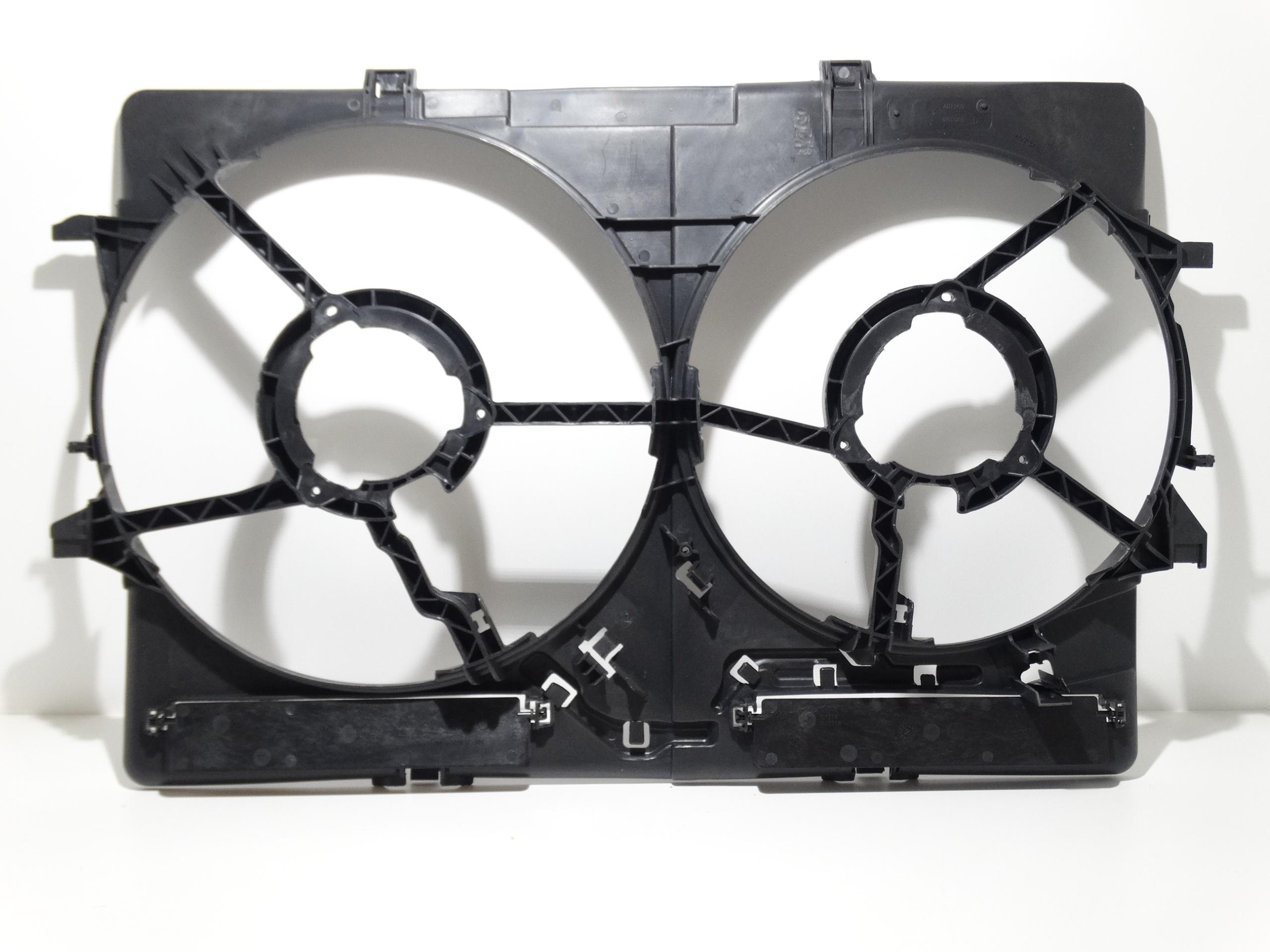 новая корпус вентиляторов audi a4 b8 2008-2015