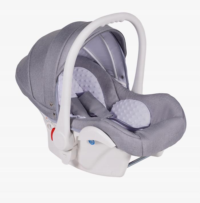 Fotelik samochodowy Neo 0-13 kg dla dzieci (biały)