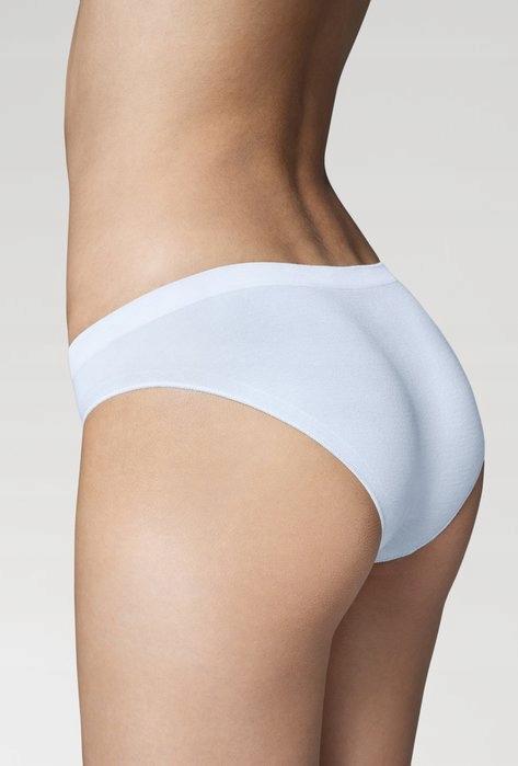 Majtki Mini Bikini Cotton Gatta Białe rozm. S
