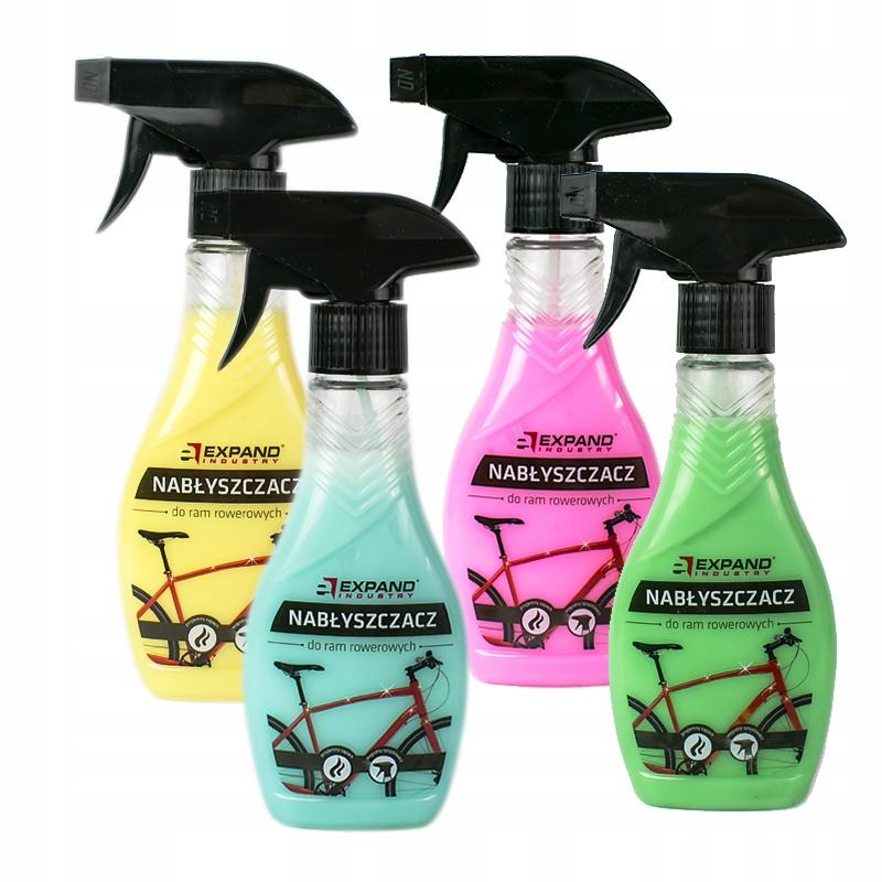 Средство Для полировки Велосипедных Рам 250 мл - клубника