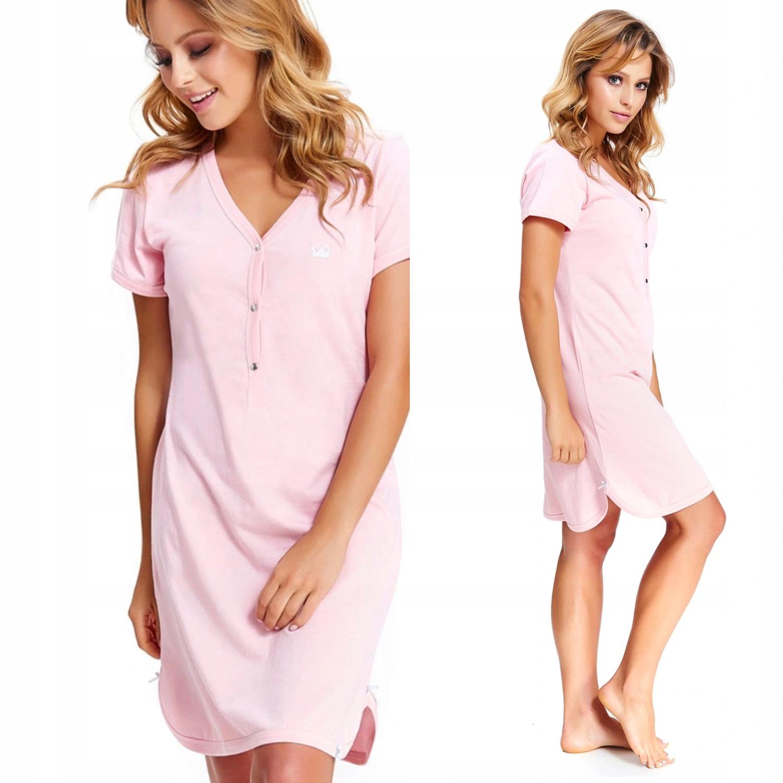 Ružové tehotenské tričko s krátkym rukávom XL