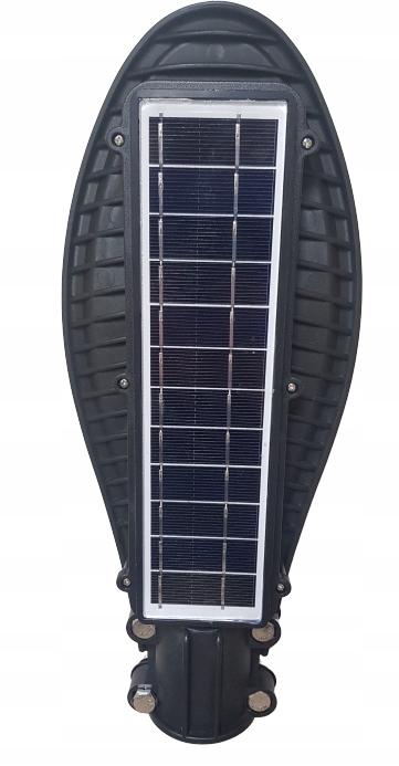 Lampa uliczna LED latarnia solarna 50W + PILOT ! Kod produktu 169