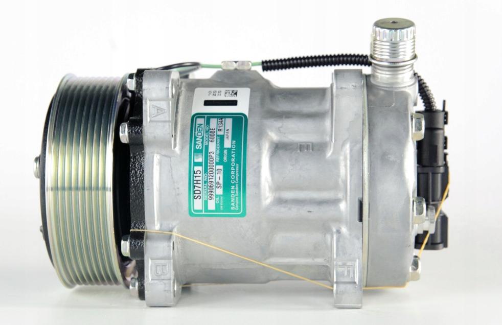 компрессор sanden sd7h15 6008 man oem 51779707006