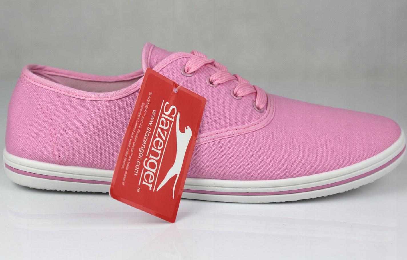 Tenisówki SLAZENGER buty trampki tu 39.5 - 25.5 cm